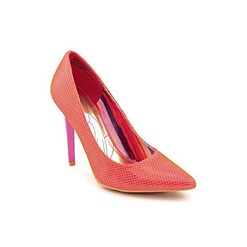 Baby Phat  Jetta, Damen Pumps Orange orange, Orange - orange - Größe: 35 (Baby Phat Damen Schuhe)