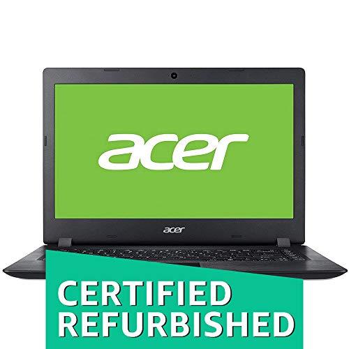 (Renewed) Acer Aspire A315-21 15.6-inch Laptop (AMD A4-9120/4GB/1TB/Elinux/AMD Radeon™ R3 Graphics), Obsidian Black