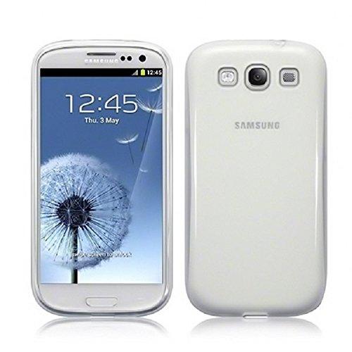 ELECTRÓNICA REY Funda Carcasa Gel Transparente para Samsung Galaxy S3 Ultra...