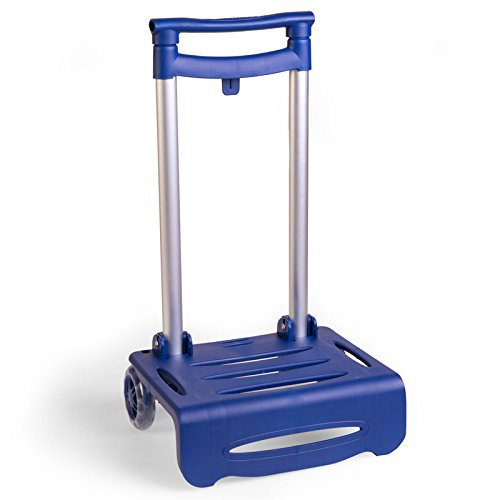 BUSQUETS - Carro Portamochilas Plegable Busquets azul