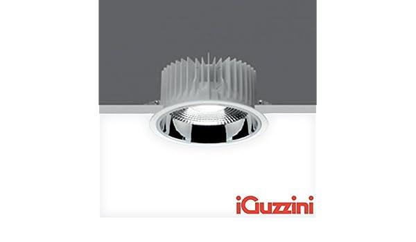 Illuminazione Da Esterno Iguzzini : Iguzzini mb reflex led w faretto incasso tondo rotondo amazon
