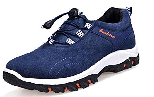 Ein Verstand Kletterschuhe Neue Bißchen Outdoor Mode Blau Wanderschuhe Herren awvaS