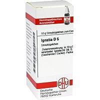 IGNATIA D 6 10g Globuli PZN:1774034 preisvergleich bei billige-tabletten.eu