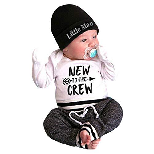 Modaworld Conjunto Ropa bebé recién Nacido niña