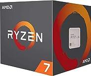 AMD Ryzen 7 3800X 8-Core, 16-Thread Unlocked Desktop Processor with Wraith Prism LED Cooler Ryzen 7 3800X