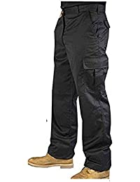 d2e35893f234 Men s Hard wearing Cargo Combat Builders Warehouse Workwear Trouser