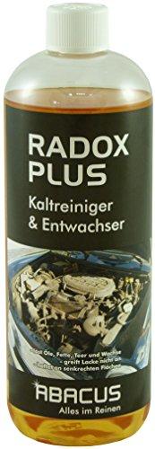RADOX PLUS 1000 ml Kaltentfetter Entwachser