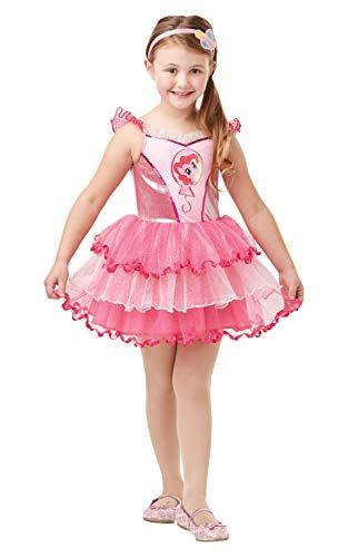 Rubie's 640915M My Little Pony Kostüm für Mädchen, mehrfarbig