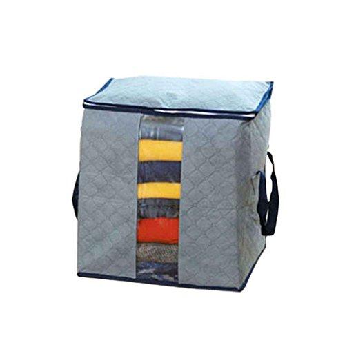 Faltbare Aufbewahrungstasche Kleidung Decke Organizer Box Pouch