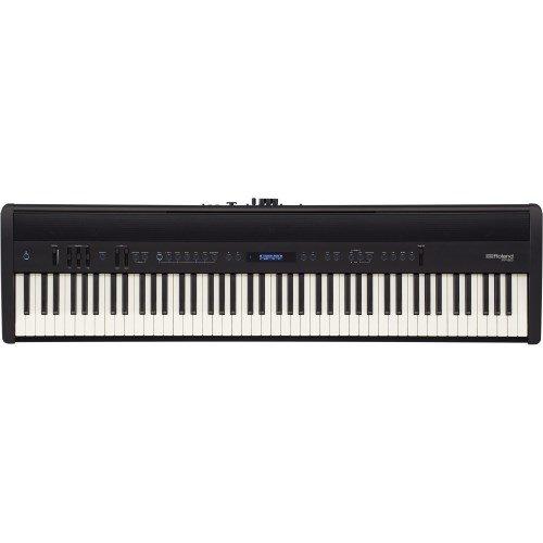 Roland fp-6088llaves schwarz Digitalpiano E-Tastatur (4W, 22W, 1291mm, 344mm, 125mm, LCD) Fp Lcd