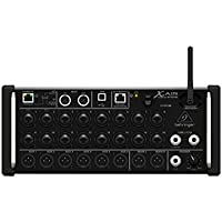 Behringer XR18 18channels Black audio mixer - audio mixers (18 channels, 40 bit)