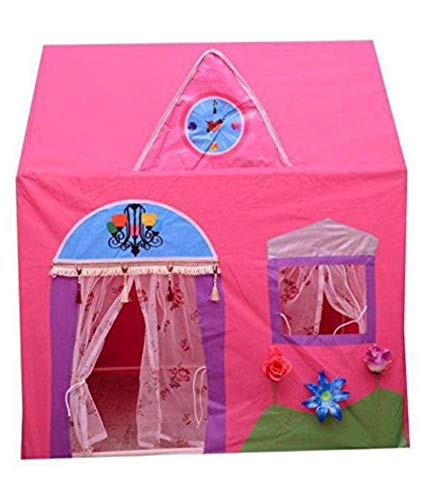 GOODNESS INTERNATIONAL Jumbo Size Queen Palace Tent House for Kids