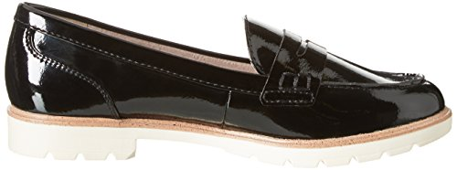 Tamaris 24209, Mocassini Donna Nero (BLACK 001)