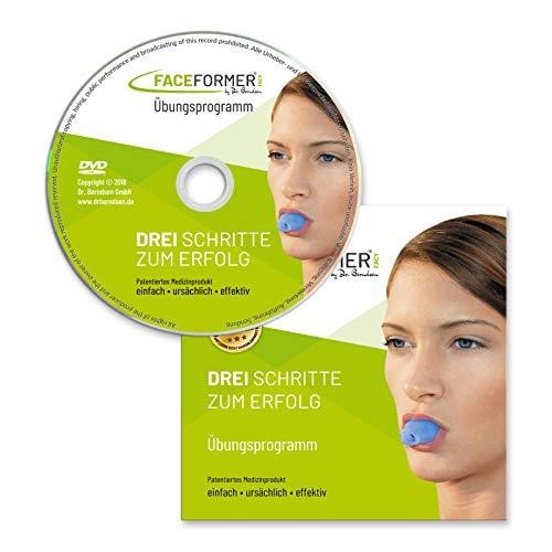 Effektive Schlaf-hilfe (FaceFormer Übungsprogramm auf DVD - Ideale Begleitung beim täglichen Training - Effektive Hilfe bei Schnarchen, Schlaf-Apnoe, Schmerzen, Zahnfehlstellung vielen funktionellen Störungen)