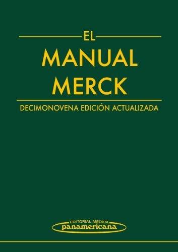 El Manual Merck (Spanish Edition) by Robert S. Porter (2015-02-05)