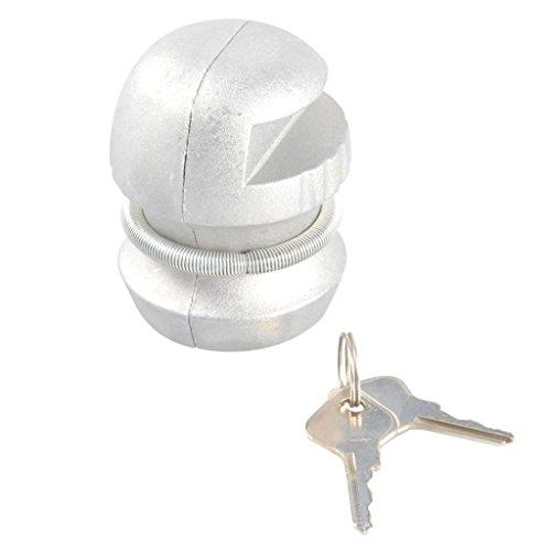50D Diebstahlsicherung für Anhängerkupplung, passend für alle Kupplungsköpfe mit einem Durchmesser von 50 mm
