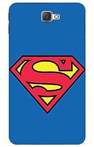 superman Designer Printed Back Case Cover for Samsung On7 Pro