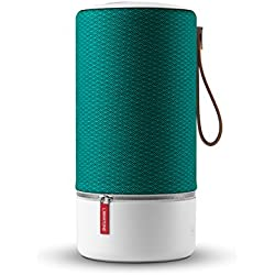 Enceinte sans fil Libratone ZIPP (son 360°, WiFi, Bluetooth, Multi-pièces, AirPlay 2, connexion Spotify, batterie rechargeable autonomie 10h) - Deep Lagoon