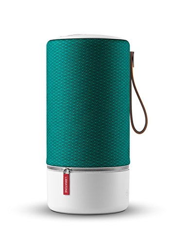 Libratone ZIPP Wireless Lautsprecher (360° Sound, Wlan, Bluetooth, MultiRoom, Airplay 2, Spotify Connect, 10 Std. Akku) deep lagoon