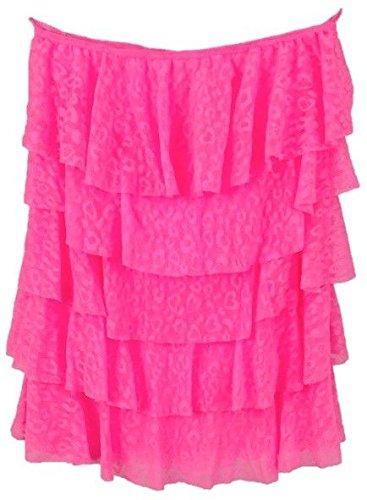 Victoria Secret Pink Bikini Beachcover Strand Kleid M Bandeau Neu