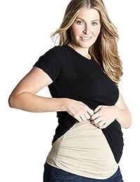 Belly Armor Bandeau de grossesse anti-ondes (L crème) par Belly Armor