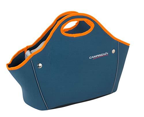 Campingaz Kinderwagen Kühltasche Tropic 5L, Isoliertasche mit Schulterriemen, kühlt bis zu 11 Std, faltbare Isotasche zum Einkaufen, Camping oder als Picknicktasche