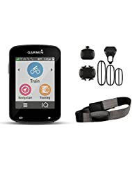 Garmin Edge 820 Fahrrad-Navigationsgerät - ANT+, Europa Fahrradkarte, Active Routing, Round-Trip-Routing, 2,3 Zoll (5,8 cm) Touchscreen-Display
