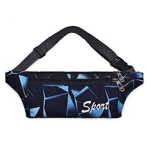 Hippie Wildleder-schulter-tasche (FREEML Trendy Fashion Outdoor Fashion Sport Running Taschen Männer und Frauen Umhängetasche Umhängetasche)