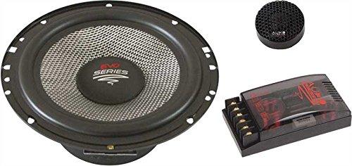 Audio System R 165 EVO Radio SERIES 2-Wege System 140 Watt 1 Paar R165 -