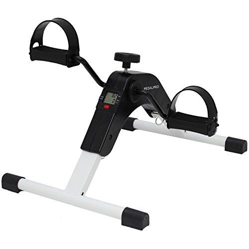 PedalPro - Mini cyclette pieghevole con display digitale multifunzione