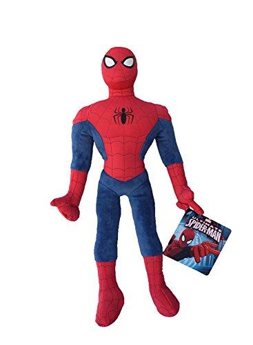 Ultimate Spiderman 30cm Bambola Peluche Originale film Marvel Comic Alta Qualitá Disney