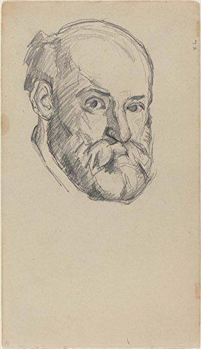 Das Museum Outlet-Self Portrait, 1880-82-A3Poster - 1880 Portrait