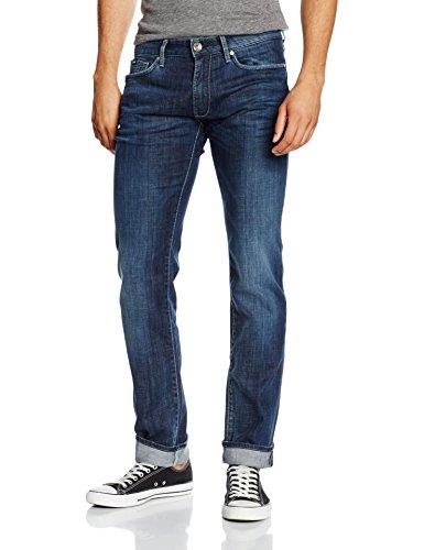 GAS Morris, Jeans Uomo, Blu, 33