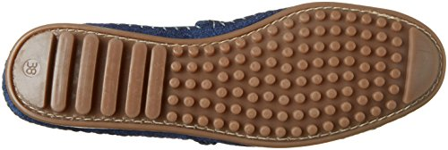 Marc Shoes Luna, Espadrilles femme Bleu (Blau)