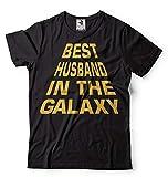 Best Cadeaux d'anniversaire pour les maris - Silk Road Tees Le Mari T-Shirt de Cadeau Review