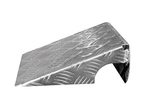 Toolland tl73109alluminio rampa di accesso (Confezione da 2)