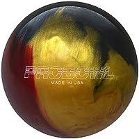 Pro Bowl Bowling-Ball Bowling-Kugel für Einsteiger und Profis Polyesterball Räumball