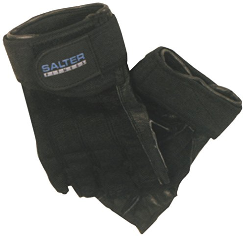 SALTER Guantes Gel -Padded E-239 Negro L