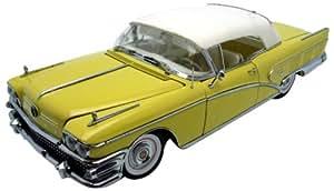 Sunstar - 4814 - Véhicule Miniature - Buick Limited 1958 - Cabrio Fermé - Echelle 1/18