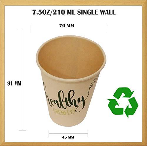 Zoom IMG-3 bicchieri di carta usa e