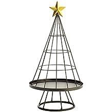 moderner weihnachtsbaum metall metall weihnachtsbaum mit tedi shop 3d weihnachtsbaum aus. Black Bedroom Furniture Sets. Home Design Ideas