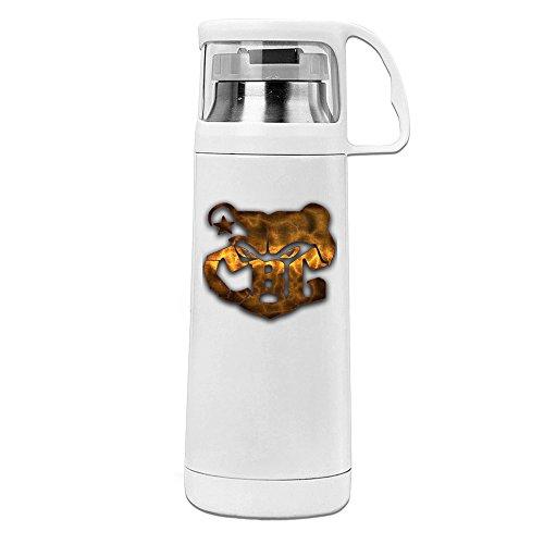 meixue cal osos azul marino College tradición Estado vacío Copa Botella de agua Color blanco