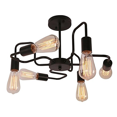 Kristall Rechteckigen Tisch Lampe (G&L Loft Weinlese Leuchter Ambient Light Flow Montage 110-120V 220-240V Lampe Nicht Enthalten)