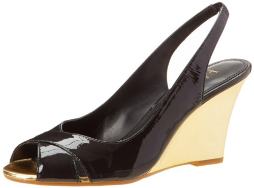 Pompe Lauren Ralph Lauren Holli Wedge Black