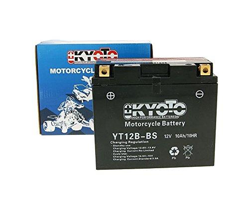 Batteria Kyoto 12 V GT12B BS-MF senza manutenzio