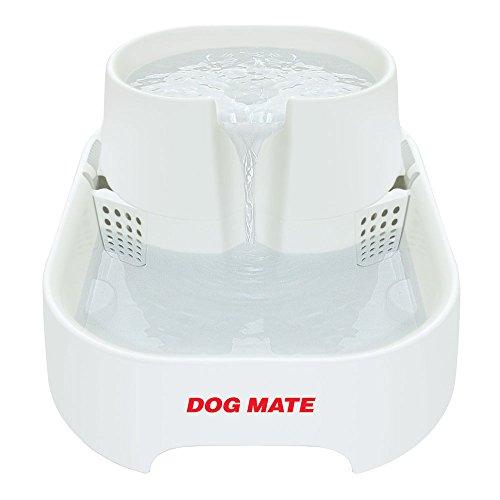 PetMate 80890 Dog Mate Trinkbrunnen, 6l