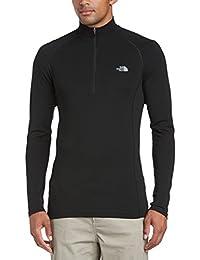 The North Face Men's Warm Zip Neck Long Sleeve Shirt