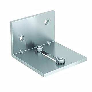 Montagewinkel Doppelschiene für SLID'UP 1200 Schiebetürbeschlag, für Durchgangstüren bis 40 kg