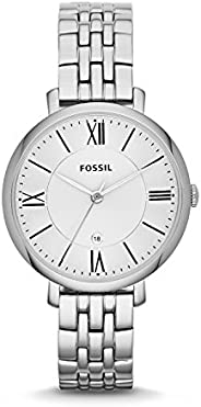 Fossil Es3433p Jacqueline Stainless Steel Watch By Fossil For Women - 1 Pc Watch