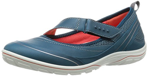 EccoECCO ARIZONA - Scarpe Sportive Outdoor Donna Blu (Blau (SEA PORT/SEA PORT/CORAL BLUSH59547))